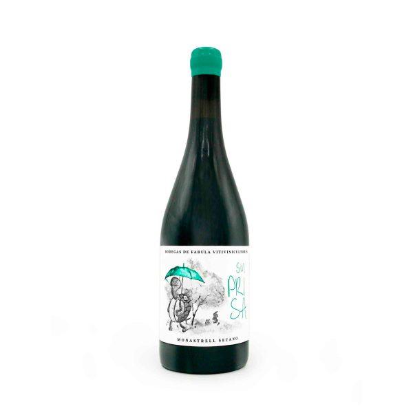 Botella vino tinto Sin Prisa